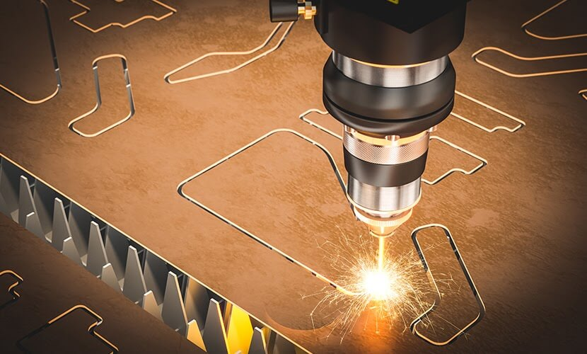 CNC Cutting and Laser Cut Services