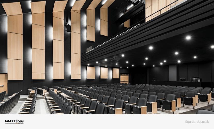 Acoustic Panels for  Concert Halls